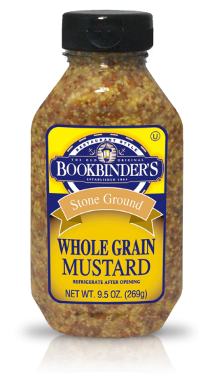 grain mustard sauce with mustard pan sauce and whole grain mustard pan ...